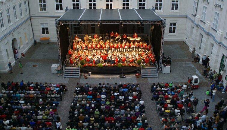 © Innsbrucker Promenadenkonzerte, Foto: Erich Wolf