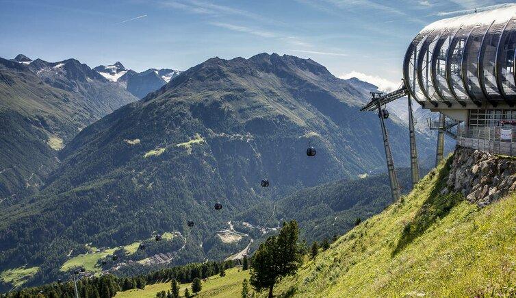 © Bergbahnen Sölden, Foto: Rudi Wyhlidal