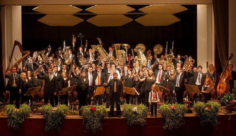 © Osttiroler Bläserphilharmonie, Quelle: Stadtkultur Lienz