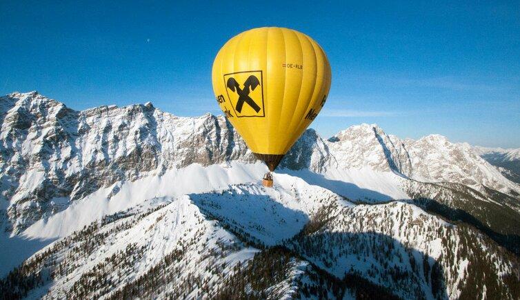 © alpineballooning